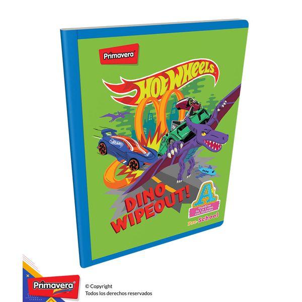 Cuaderno-Pre-School-A-Primavera-Hot-Wheels-2