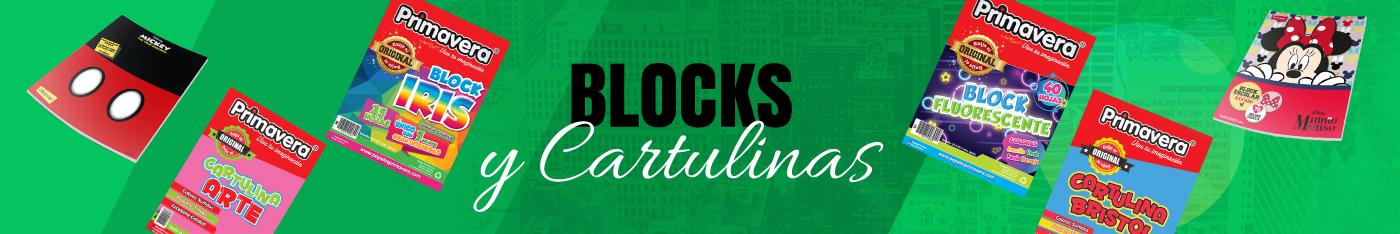 Blocks-Cartulinas