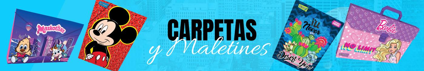 Carpetas-Maletines