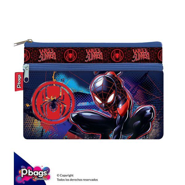 Cartuchera-2-Bolsillos-Spiderman-01