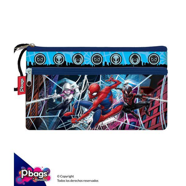 Cartuchera-3-Bolsillos-Spiderman-02