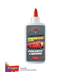 Pegante-Liquido-Blanco-Disney-Cars