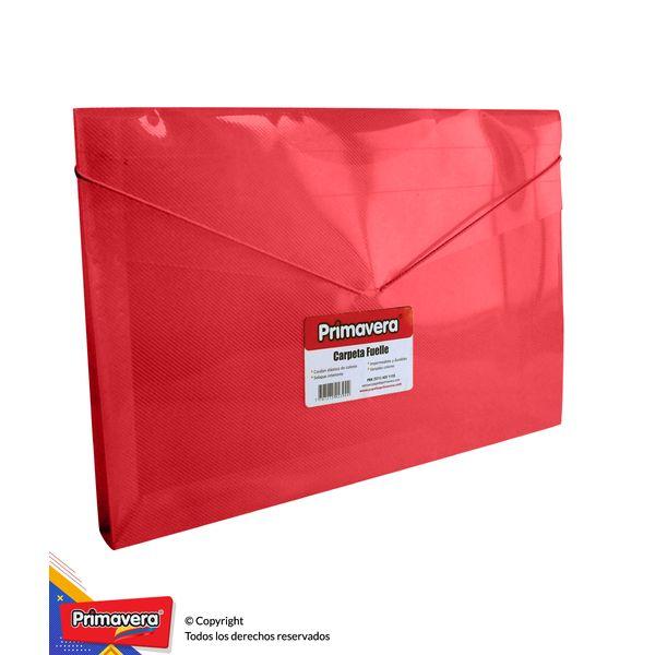 Carpeta-Plastica-Fuelle-Rojo