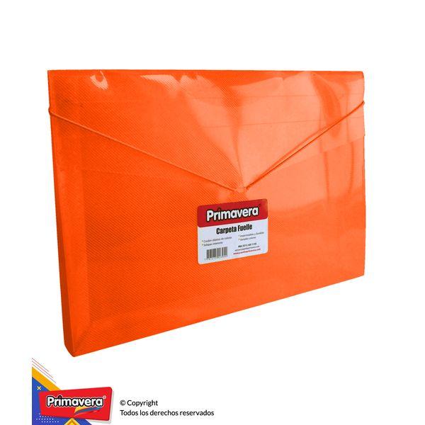 Carpeta-Plastica-Fuelle-Naranja
