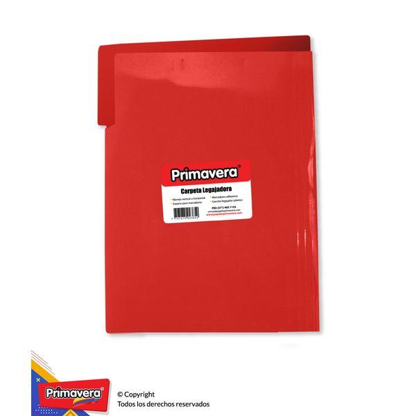 Carpeta-Plastica-Legajadora-Carta-Rojo