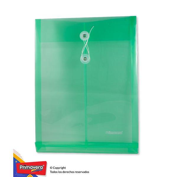 Sobre-Plastico-Vertical-Oficio-Verde