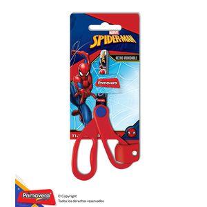 Tijeras-Niño-Spiderman
