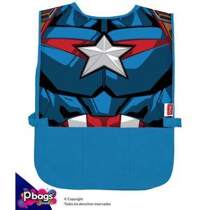 Delantal-Sin-Mangas-Avengers-Capitan-America