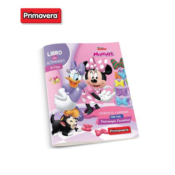 Libro-activiades-Minnie-01