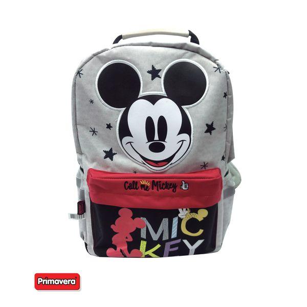 Morral-Con-Aplique-Mickey-Gris