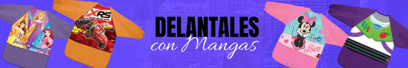 Delantales-Mangas