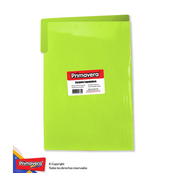 Carpeta-Plastica-Legajadora-Oficio-Verde-Limon