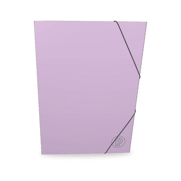 Carpeta-Plastica-Liga-Morado-Pastel