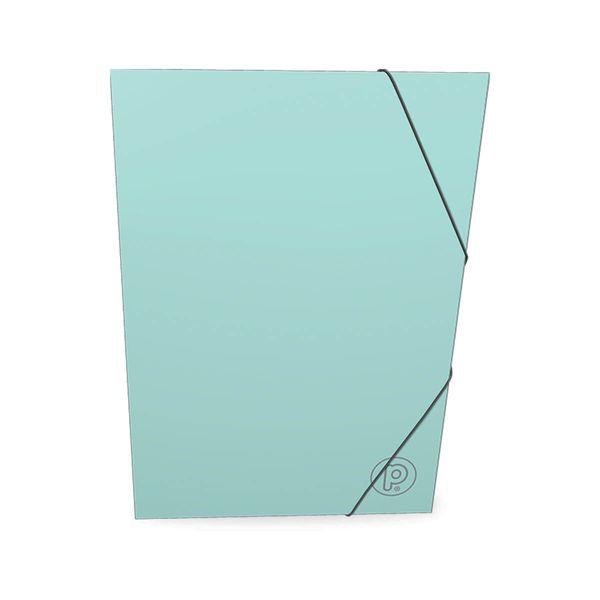 Carpeta-Plastica-Liga-Verde-Pastel