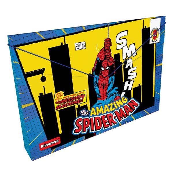 Carpeta-Plastica-Fuelle-Marvel-Comics-Amarillo-Primavera
