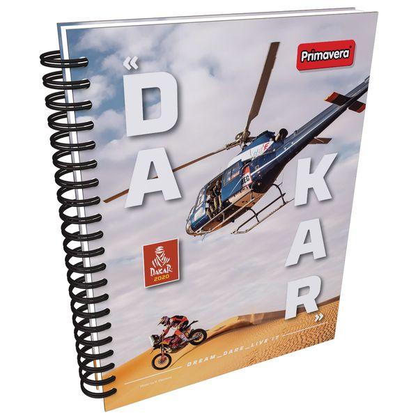 Cuaderno-Argollado-Pasta-Dura-Grande--Dakar-Blanco-