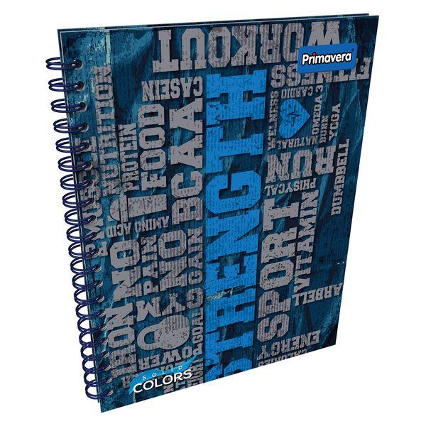 Cuaderno-Argollado-Pasta-Dura-Grande-Solid-Colors-Azul-y-Gris