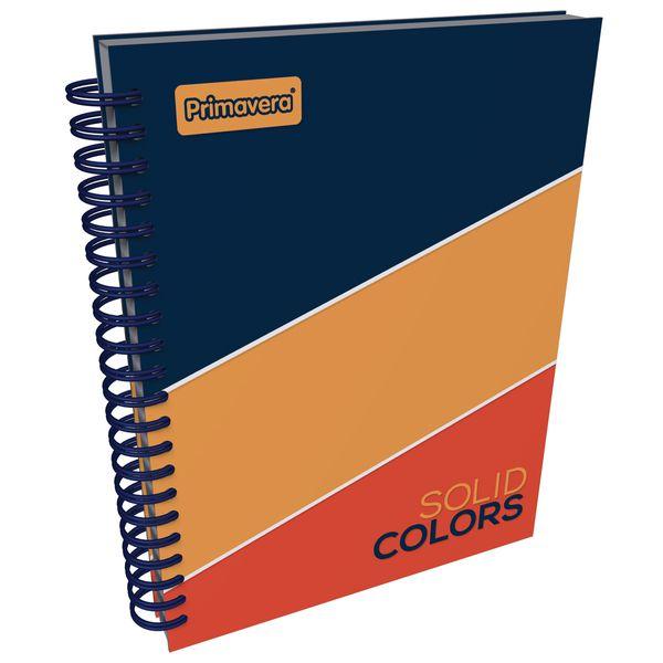 Cuaderno-Argollado-Pasta-Dura-Grande-Solid-Colors-Azul-y-Naranja