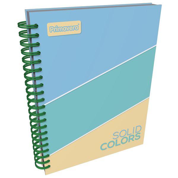 Cuaderno-Argollado-Pasta-Dura-Grande-Solid-Colors-Verde-y-Azul