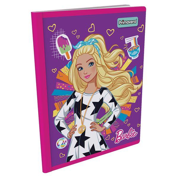 Cuaderno-Cosido--Barbie-Morado-