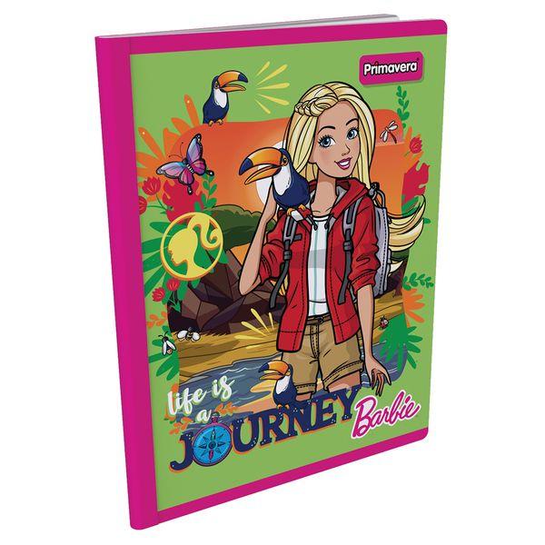 Cuaderno-Cosido--Barbie-Verde-