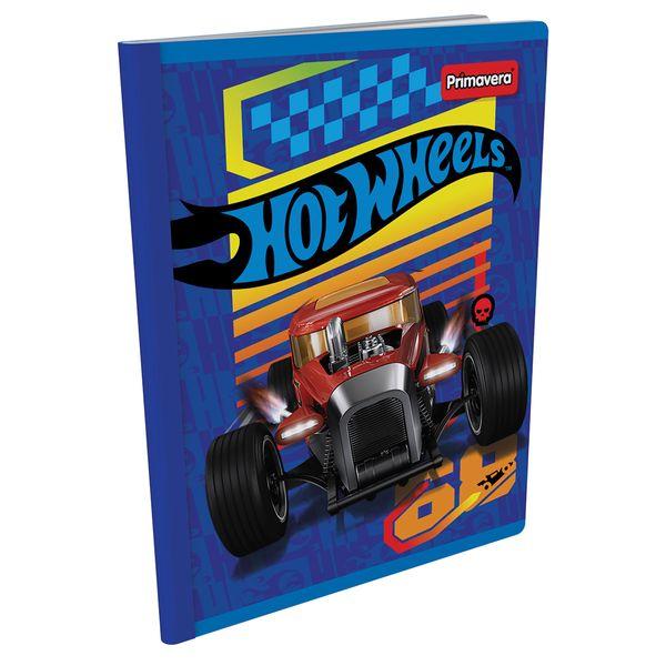 Cuaderno-Cosido--Hot-Wheels-Azul-Oscuro--