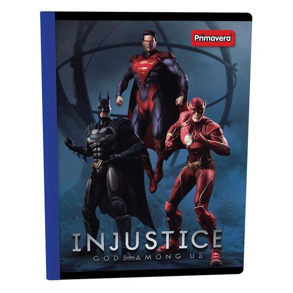 Cuaderno-Cosido--Injustice-Azul-