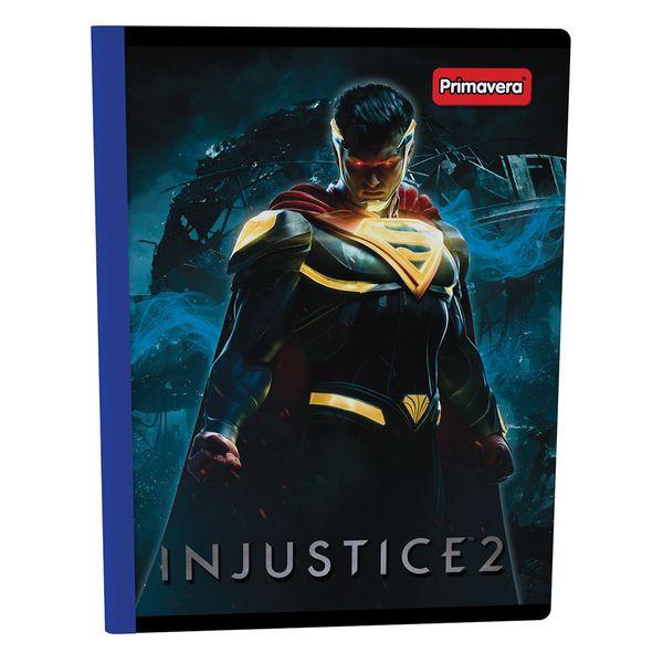 Cuaderno-Cosido--Injustice-Azul-Oscuro-