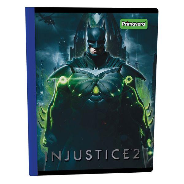 Cuaderno-Cosido--Injustice-Azul-Oscuro-y-Verde-