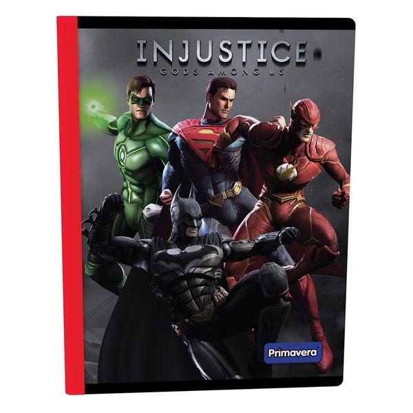 Cuaderno-Cosido--Injustice-Gris-