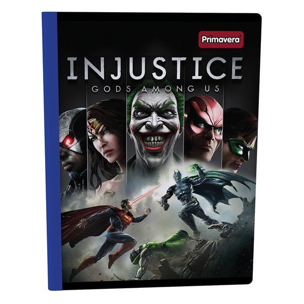Cuaderno-Cosido--Injustice-Negro-