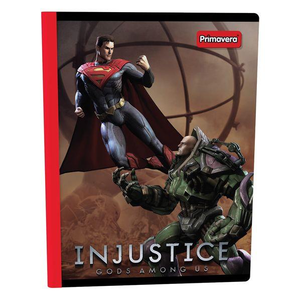 Cuaderno-Cosido--Injustice-Rojo-