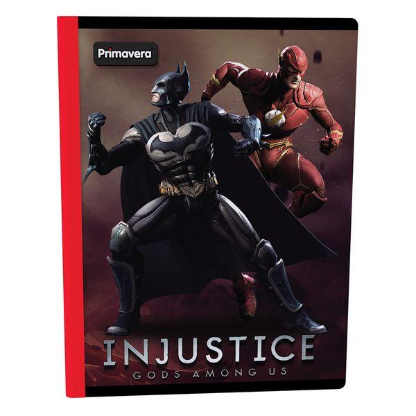 Cuaderno-Cosido--Injustice-Rojo-y-Negro-