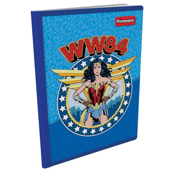 Cuaderno-Cosido--Mujer-Maravilla-Azul-Claro-