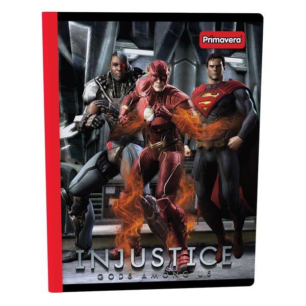 Cuaderno-Cosido-Injustice--Negro-y-Naranja-