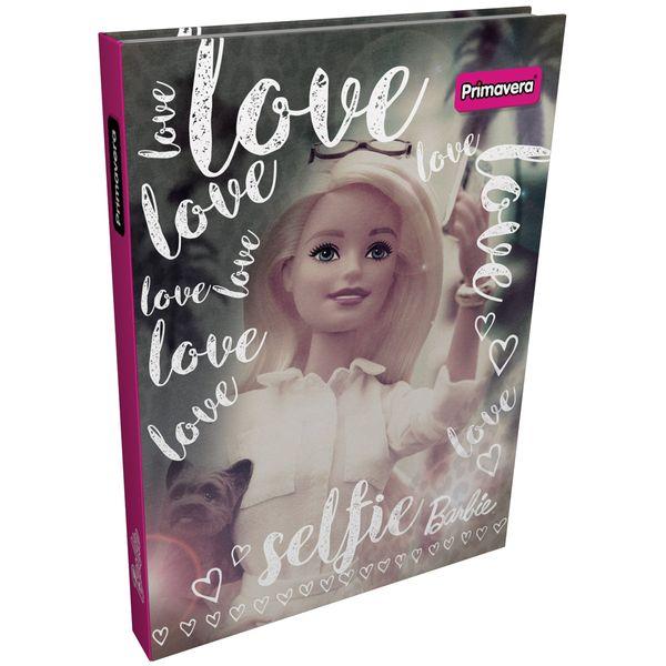 Cuaderno-Cosido-Pasta-Dura--Barbie-Blanco-