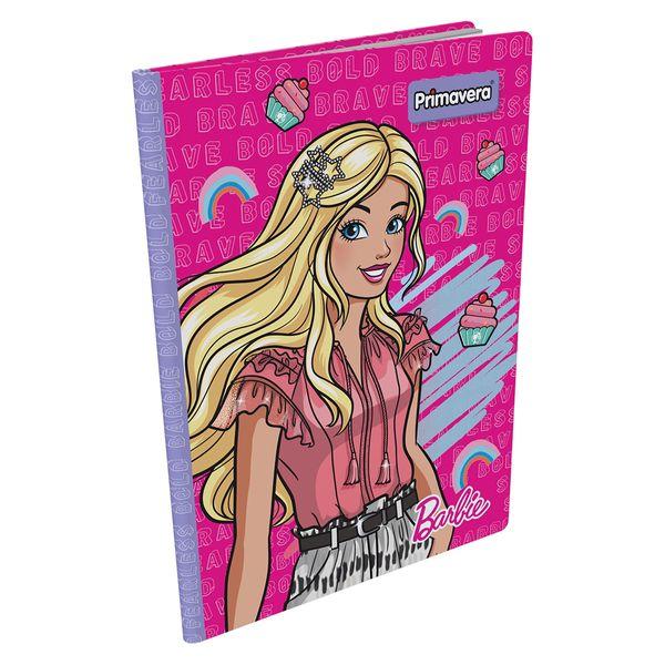 Cuaderno-Cosido-Pasta-Dura--Barbie-Rosado-
