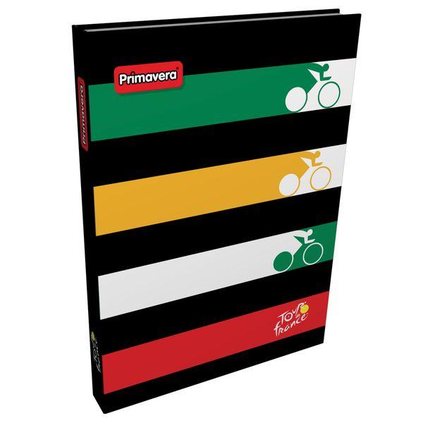 Cuaderno-Cosido-Pasta-Dura-Tour-de-Francia-Negro