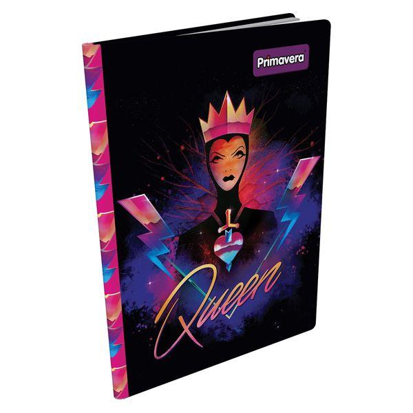 Cuaderno-Cosido-Pasta-Dura-Villanos-Disney-Negro-