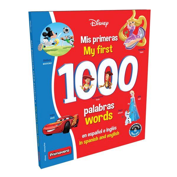 Libro-Mis-Primeras-1000-Palabras-Disney-Primavera