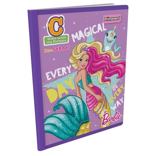 Cuaderno-Cosido-Pre-School-C-Barbie-Lila-
