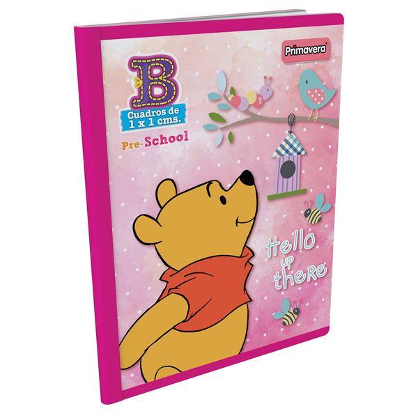 Cuaderno-Cosido-Pre-School-B-Winnie-Pooh-Rosado-