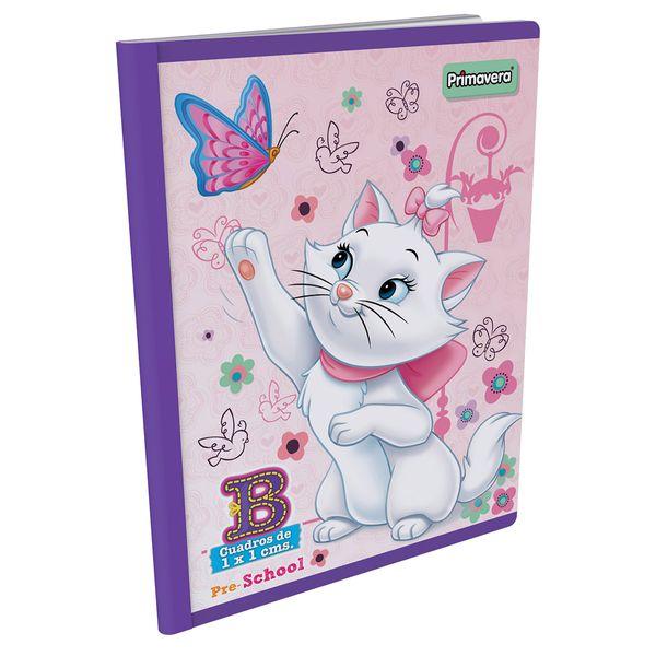 Cuaderno-Cosido-Pre-School-B-Marie-Rosado-Claro-