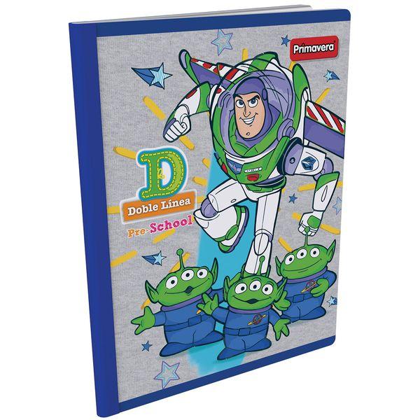 Cuaderno-Cosido-Pre-School-D-Toy-Story-4-Gris-