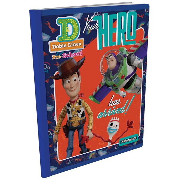 Cuaderno-Cosido-Pre-School-D-Toy-Story-4-Azul-Oscuro-