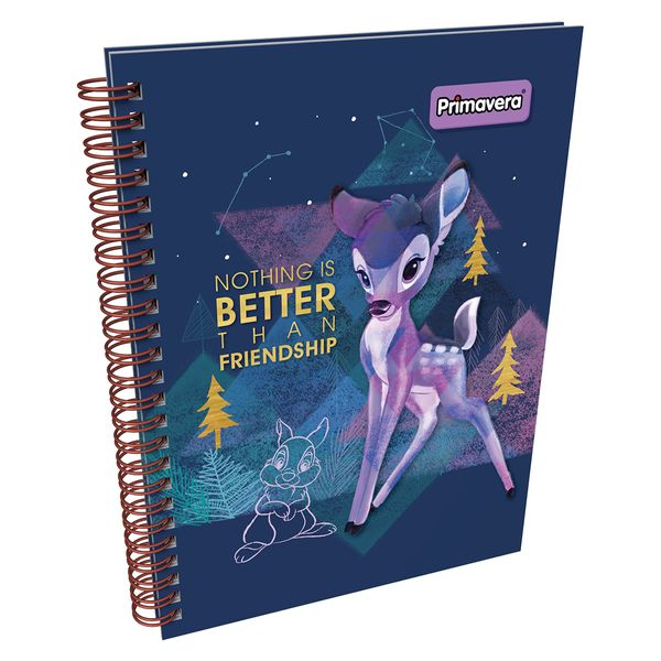 Cuaderno-Argollado-Pasta-Dura-Bambi-Azul-Oscuro