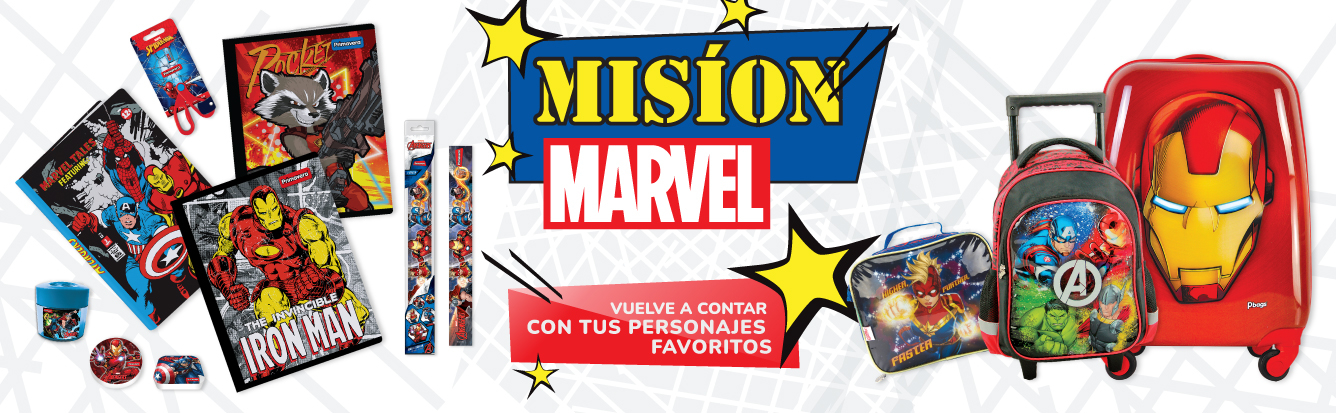 Mision Marvel