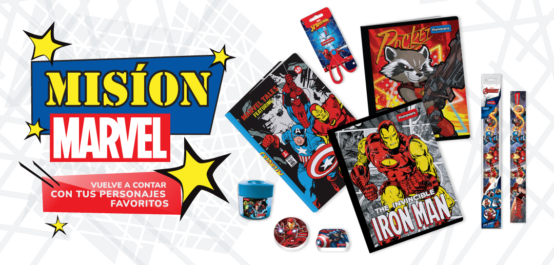 Mision Marvel - Mobile