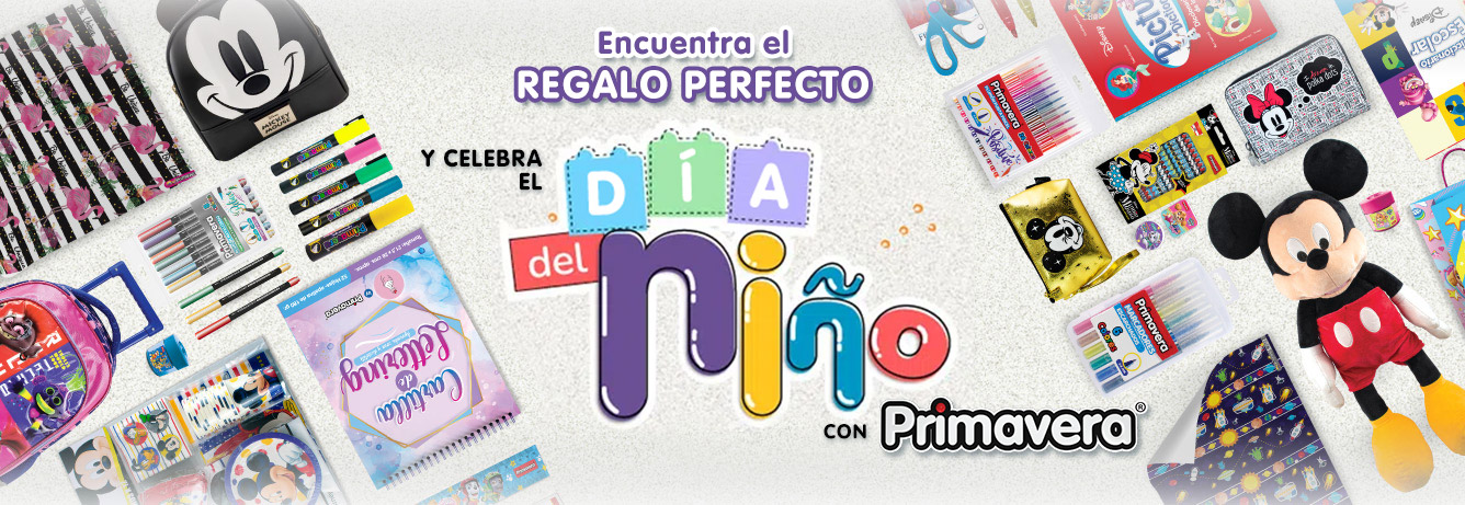 Banner Día del Niño