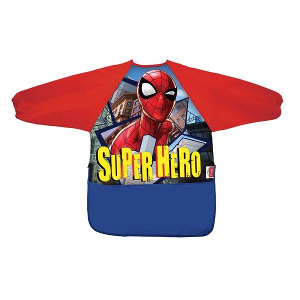 Delantal-con-Mangas-Spiderman